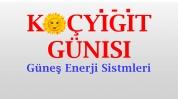 Koçyiğit Günısı Güneş Enerji Sistemleri