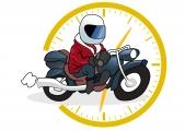 ANS Motor Kurye