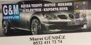 G&M M OTO SERVİSİ