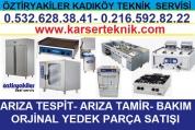 ÖZTİRYAKİLER KADIKÖY TEKNİK SERVİS 0532.628.38.41