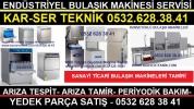 Endüstriyel Bulaşık Makinesi Servisi 0532.628.38.41