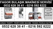 Fagor Endüstriyel Bulaşık Makinesi Servisi 0532.628.38.41